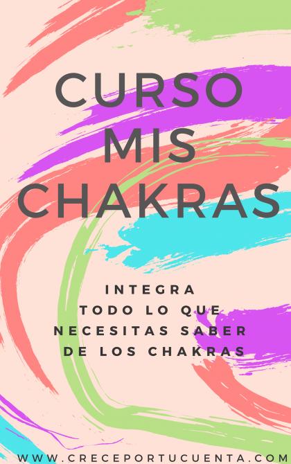 chakras curso