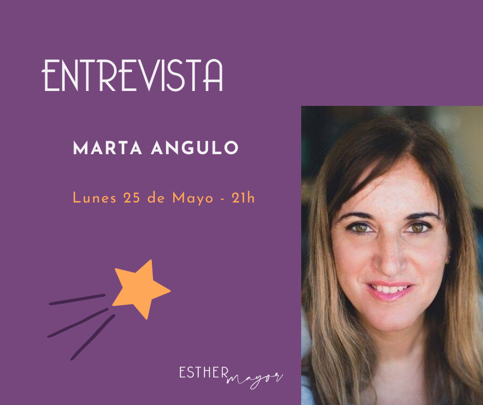 asistente virtual marta angulo esther mayor crecimiento personal