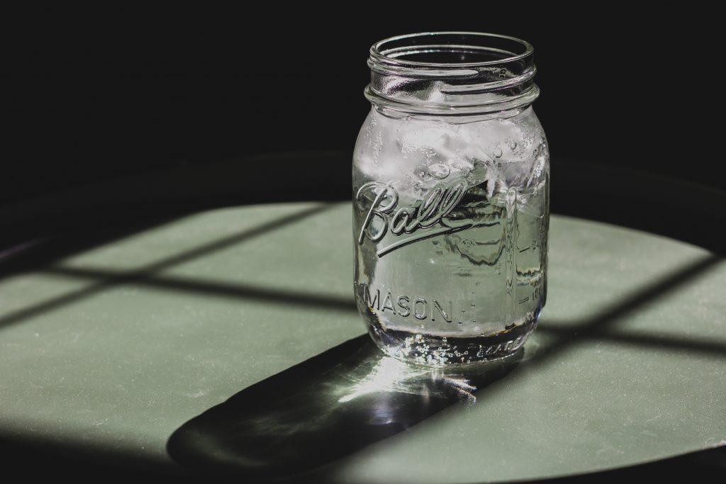 agua energizada
