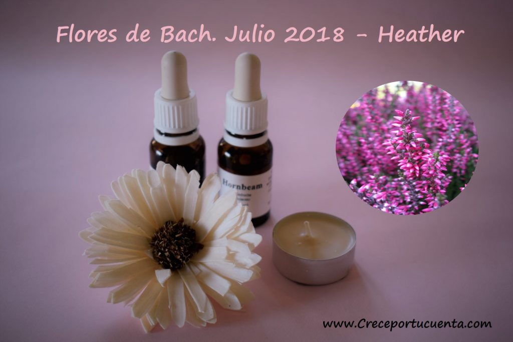 heather flor de bach