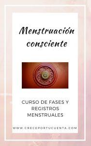 curso menstruación consciente