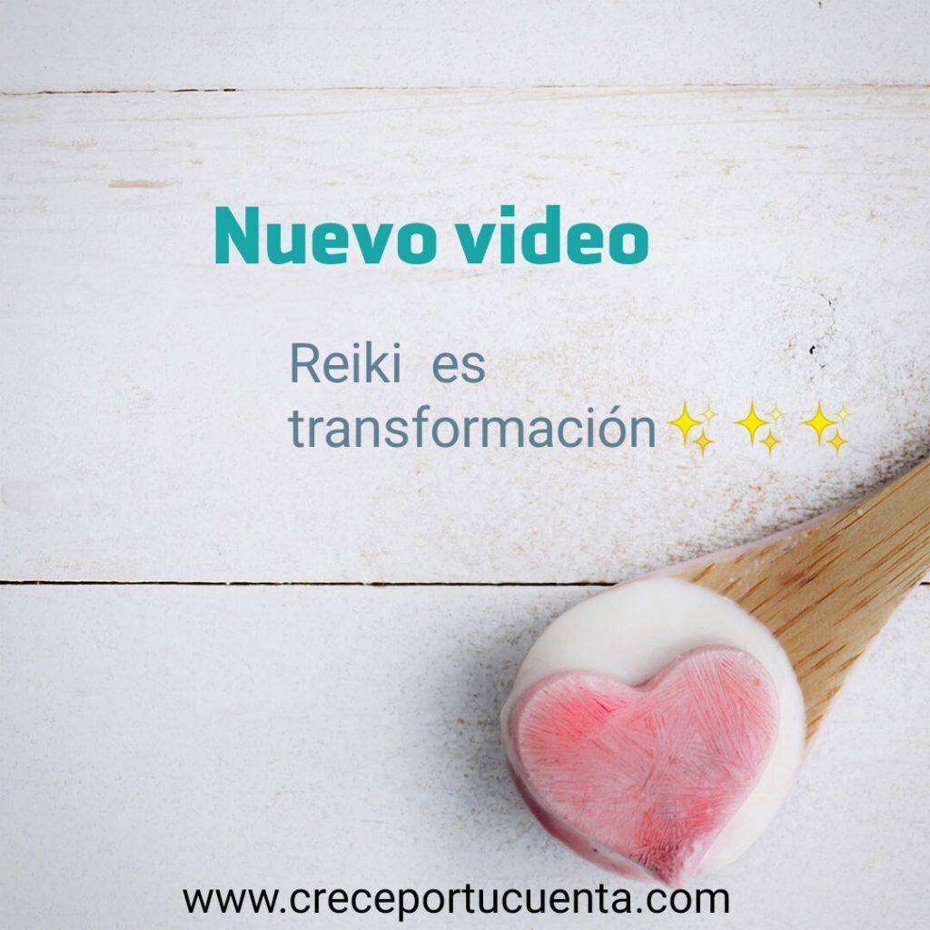 Reiki es transformación primer nivel de Reiki Usui Ryoho curs online